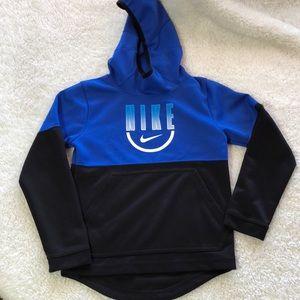 Nike dri fit boys size small hoodie